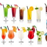 cocktails, beverage, alcohol