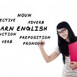 Rosetta Stone, RST, whiteboard,student writes english language, learning, teaching shutterstock_212760592