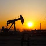 drilling, oil, sunset, oilfield, tool, donkey, power, business, pipeline, income, orange, black, technology, equipment, energy, gas, pumping unit, mineral, barrel, platform, oil