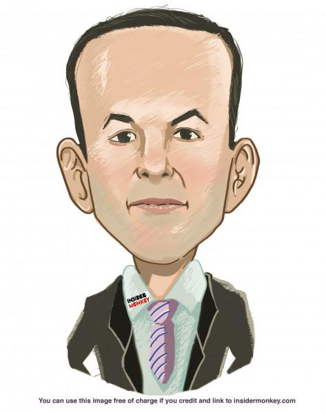 Sander Gerber of Hudson Bay Capital