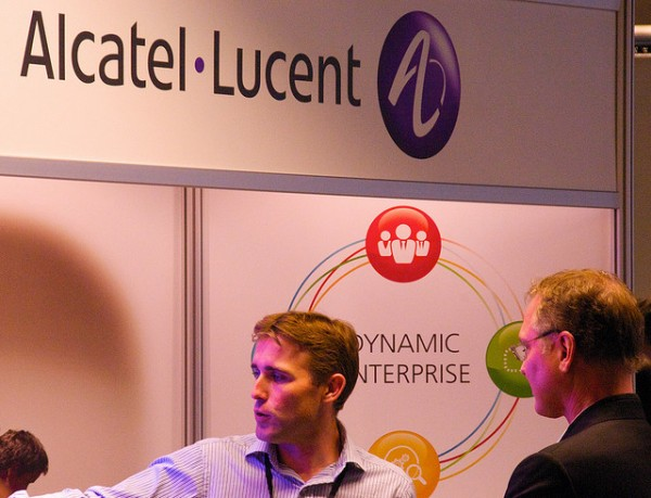 Alcatel Lucent SA (ADR) (ALU)