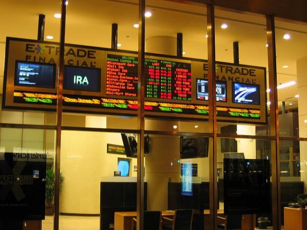 E TRADE Financial Corporation (ETFC)