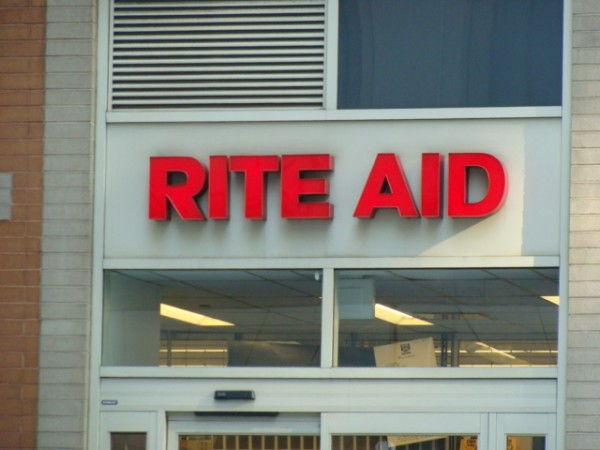 Rite Aid Corporation (NYSE:RAD)