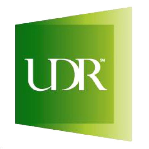 UDR, Inc. (NYSE:UDR)
