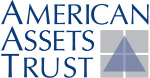 American Assets Trust, Inc (NYSE:AAT)