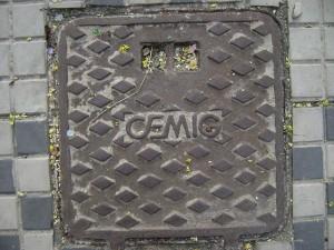Companhia Energetica Minas Gerais (ADR) (CIG)