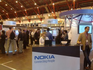 Nokia Corporation (ADR) (NOK)