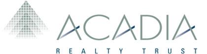 Acadia Realty Trust (NYSE:AKR)