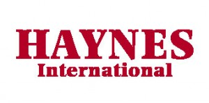 Haynes International, Inc. (NASDAQ:HAYN)
