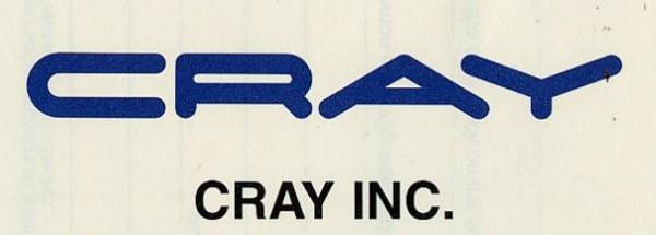 Cray Inc. (NASDAQ:CRAY)