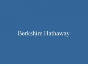 Berkshire Hathaway Inc.