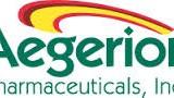 Aegerion Pharmaceuticals, Inc. (NASDAQ:AEGR)