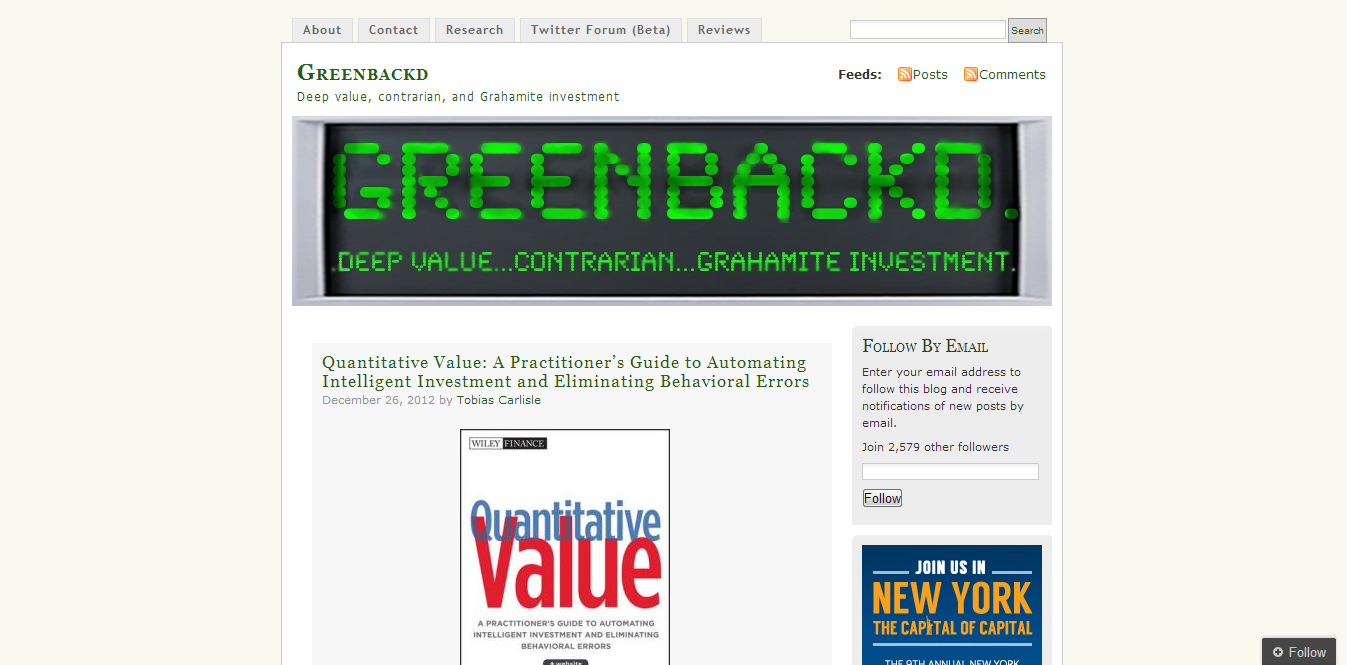 Greenbackd