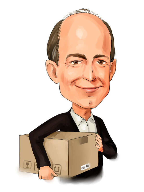 Amazon.com (NASDAQ:AMZN), The Washington Post (NYSE:WPO), Berkshire Hathaway Inc. (NYSE:BRK.A), Apple Inc. (NASDAQ:AAPL)