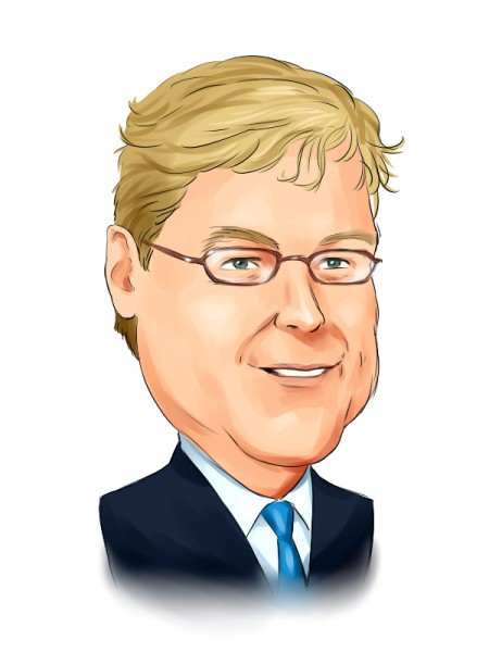 Crispin Odey of Odey Asset Management Group