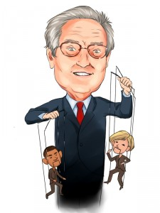 George Soros - Soros Fund Management
