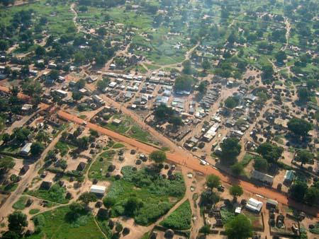 Juba_Sudan_aerial_view