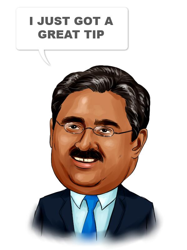 Raj Rajaratnam thinking