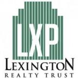 Lexington Realty Trust (NYSE:LXP)