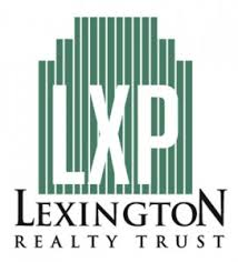 Lexington Realty Trust (NYSE:LXP)