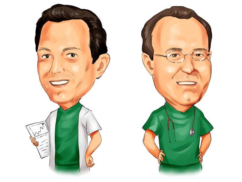 Arthur B Cohen and Joseph Healey, Healthcor Management LP