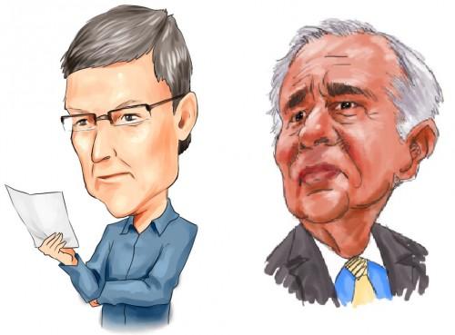 Carl Icahn Apple Inc AAPL