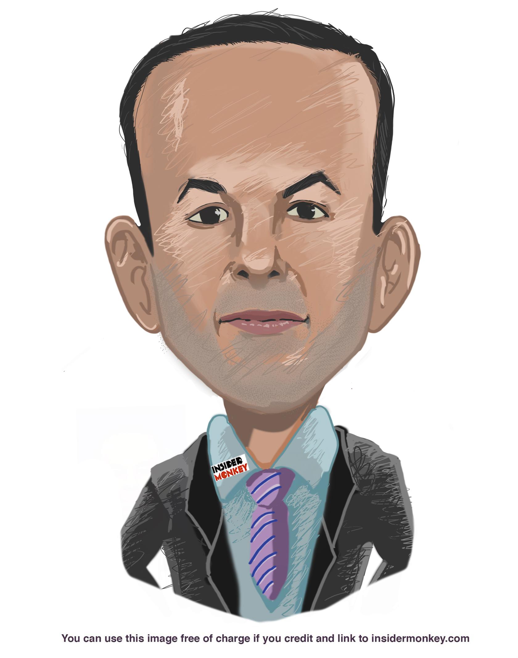 Sander Gerber Hudson Bay Capital Management
