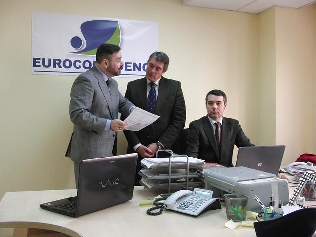 team business meeting