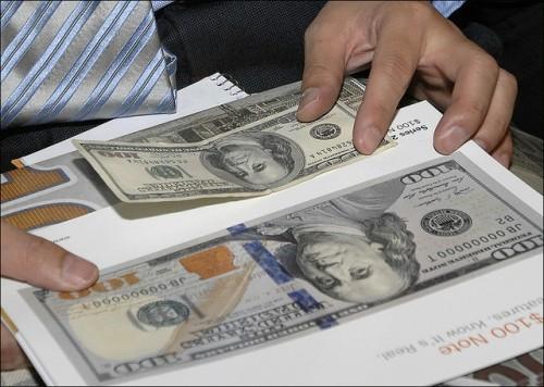 US Dollar Bill Currency Money