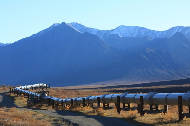 Alaska Oil Pipeline stocks WMB KMI EPD ETP SLX ENB