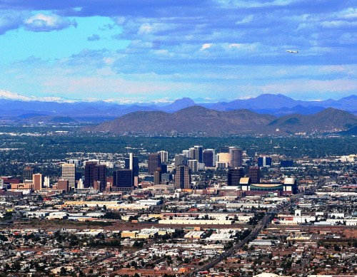 Fastest Growing Cities Phoenix