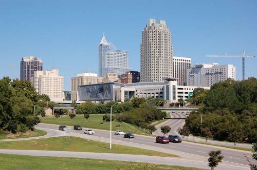 Fastest Growing Cities In America Raleigh