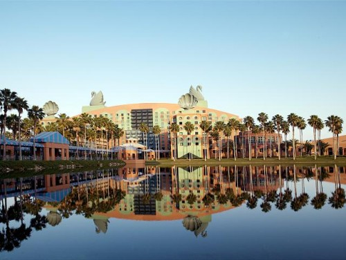 Swan and Dolphin Hotel, Orlando, Florida