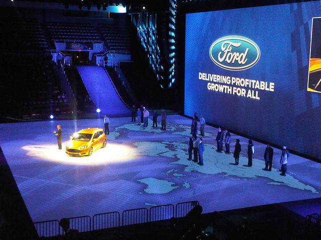 Ford NYSE F