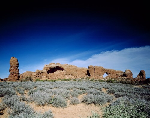 North Window, Arches National Park, Utah