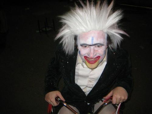Scariest Halloween Costumes Ever