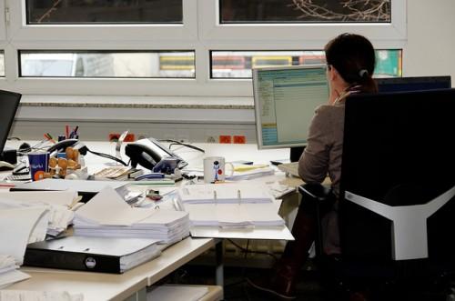 secretary job work