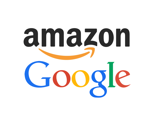 Amazon, AMZN, Google, GOOGL