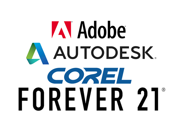 Adobe Systems Incorporated, Autodesk Inc., Corel Corporation, Forever 21 Inc., legal, intellectual property, infringement,