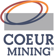 CDE Coeur Mining Inc Logo