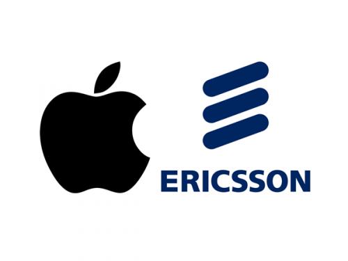 Apple Inc. (NASDAQ:AAPL), Ericsson (ADR) (NASDAQ:ERIC)