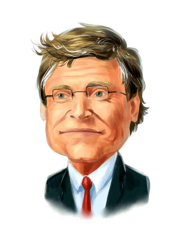 Microsoft, is MSFT a good stock to buy, Bill Gates, Janicki OmniProcessor, human waste, drinking water