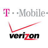 Verizon, T-Mobile, is VZ a good stock to buy, is TMUS a good stock to buy, data rollover, competition, churn,