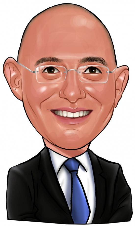 Eric Mandelblatt Soroban Capital Partners