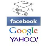 FB, GOOGL, YHOO, Internships