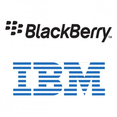 BBRY, IBM