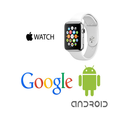 GOOGL Android AAPL watch