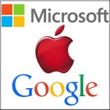Microsoft Corporation (NASDAQ:MSFT), Apple Inc. (NASDAQ:AAPL), Google Inc (NASDAQ:GOOGL)