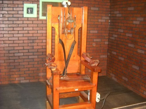 Electric Chair 72283_1280