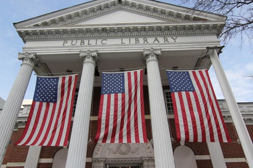 flags-library Connecticut, Stamford